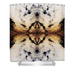 Cloud No. 2 Shower Curtain