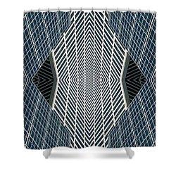 Grace No. 2 Shower Curtain