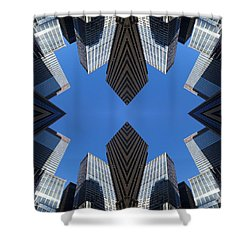 Nyc No. 14 Shower Curtain