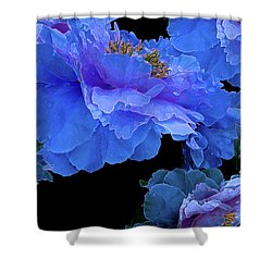Floating Bouquet 10 Shower Curtain