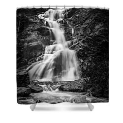 Flood Falls Shower Curtain