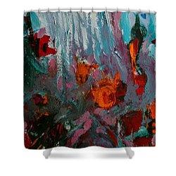 Flora Shower Curtain