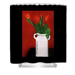 Floral Art 14 Shower Curtain