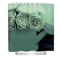 Floral Art 39 Shower Curtain