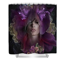 Floral Dreams Shower Curtain