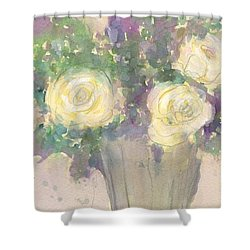 Floral Moment Shower Curtain