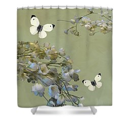 Floral07 Shower Curtain