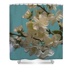 Floral10 Shower Curtain