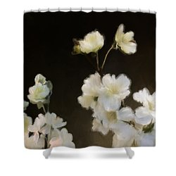 Floral11 Shower Curtain