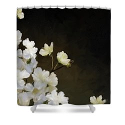 Floral12 Shower Curtain