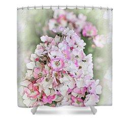 Florence Shower Curtain by Elaine Teague