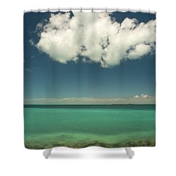 Florida Bay Shower Curtain