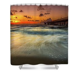 Florida Breeze Shower Curtain