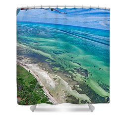 Florida Keys Shower Curtain