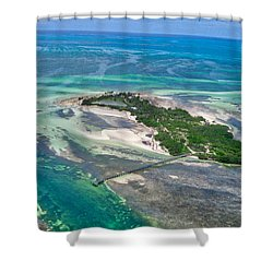 Florida Keys - One Of The Shower Curtain