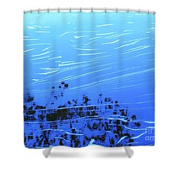 Flow Of Life Shower Curtain