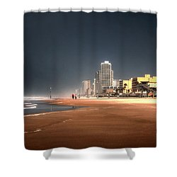 Flow With It Shower Curtain