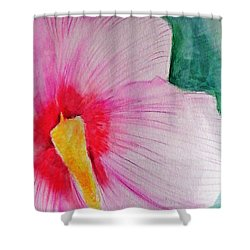 Flower 45 Shower Curtain