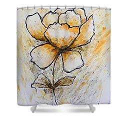 Flower-art Shower Curtain