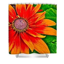 Flower Effects #1 Shower Curtain