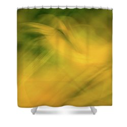 Flower Of Fire 4 Shower Curtain