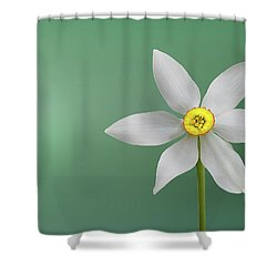Flower Paradise Shower Curtain