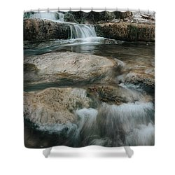 Shower Curtain featuring the photograph Flower Park by Iris Greenwell