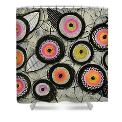 Flower Series 2 Shower Curtain