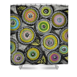 Flower Series 7 Shower Curtain
