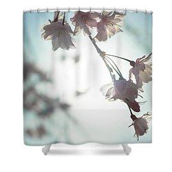 Flowering Tree 02 Shower Curtain