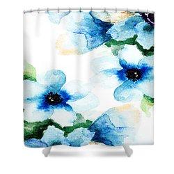 Flowers 06 Shower Curtain