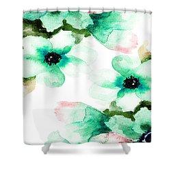 Flowers 07 Shower Curtain