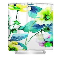 Flowers 08 Shower Curtain