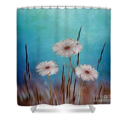 Flowers For Eternity 2 Shower Curtain