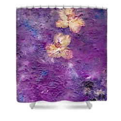 Flowers From The Garden Shower Curtain