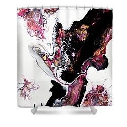 Flutterbys #2160 Shower Curtain