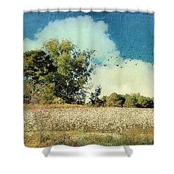 Fly Away Home Shower Curtain