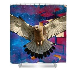 Fly Like A Eagle Shower Curtain