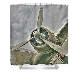 Fly Me Away Shower Curtain