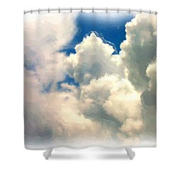 Flyin High Shower Curtain