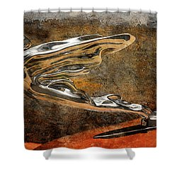 Flying Erol Shower Curtain