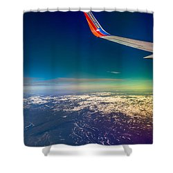 Flying High Shower Curtain