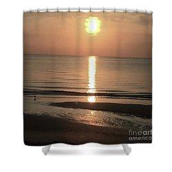Focus On The Sunshine Shower Curtain