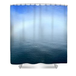 Fogbow Shower Curtain