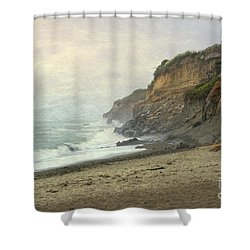 Fogerty Beach Shower Curtain
