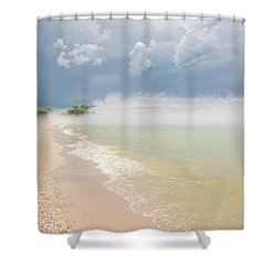 Fogscape Shower Curtain