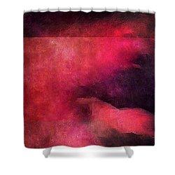 Folk Singer Shower Curtain