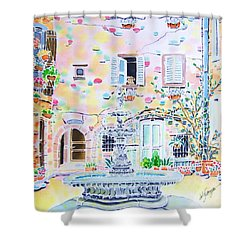 Fontaine Shower Curtain