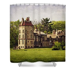 Fonthill By Day Shower Curtain