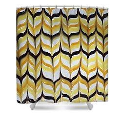 Food Art  Shower Curtain